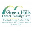 Green Hills Family Health Care Inc. <br>Kimberly Legg Corba, D.O.