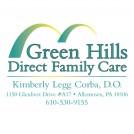 Green Hills Family Health Care Inc. <br>Kimberly Legg Corba, D.O.